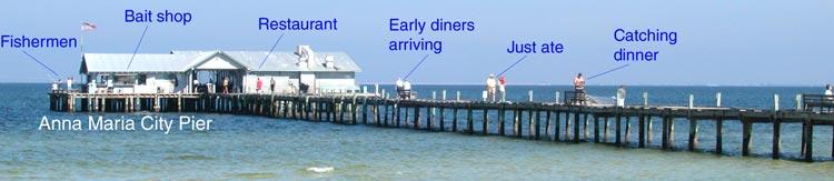 Anna maria island fishing fishing information for Anna maria island fishing pier