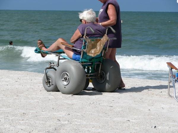 Daytona Beach Beach Wheelchair Rental