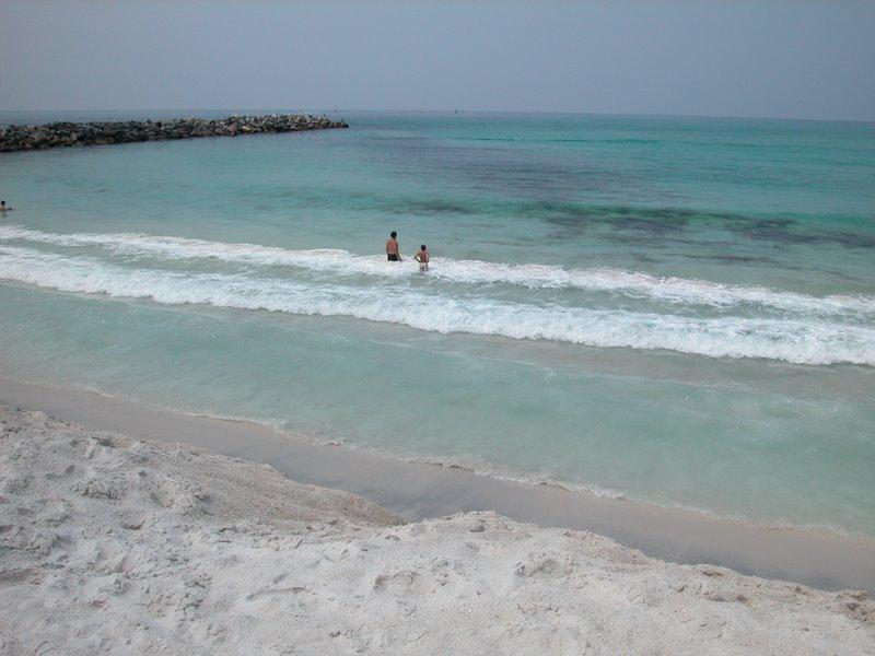 Panama City Beach Water Clarity