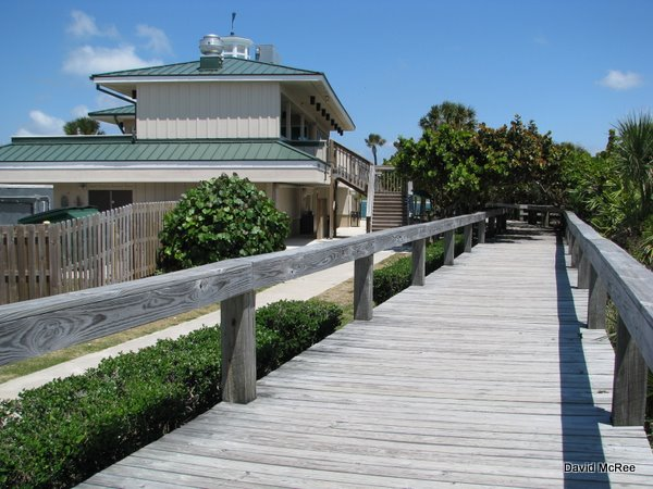 jetty park boardwalk and concession building