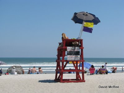 cocoa beach lifeguard