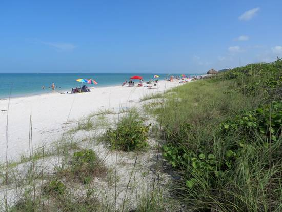 Barefoot Beach Preserve County Park