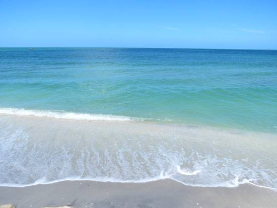 Boca Grande, Florida beach and Gulf of Mexico