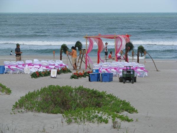 Cocoa Beach Orlando Parking