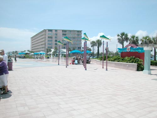 sun splash park beach access, Daytona Beach