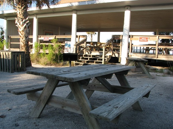 Don Pedro Island State park amenities.