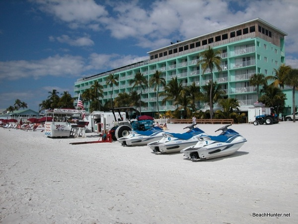 The Lani Kai Beach Resort on Fort Myers Beach, FL