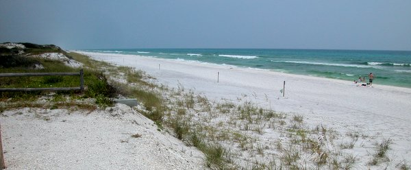 Grayton Beach, Florida.