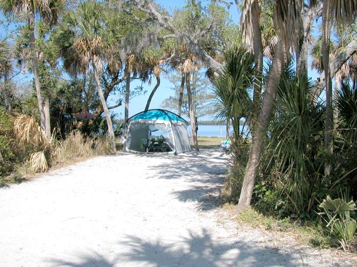Kayaking Fort Desoto Park Florida
