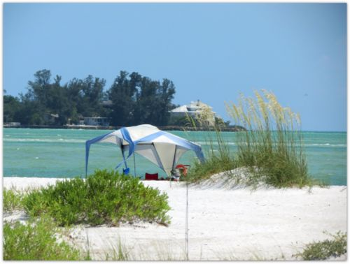 South Lido Beach and Siesta Key, Sarasota, Florida