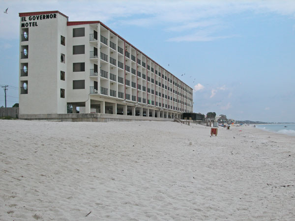 El Governor Hotel Mexico Beach Fla