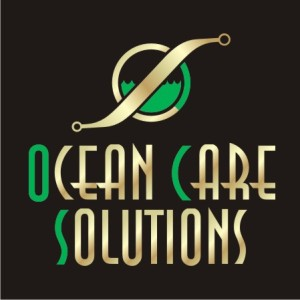 Ocean Care Solutions Logo: Marine Sting Treatments