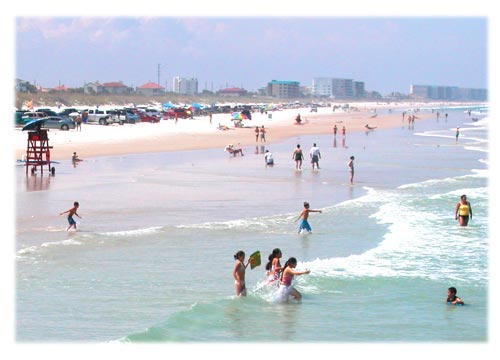 Ponce Inlet Florida Road Trips T