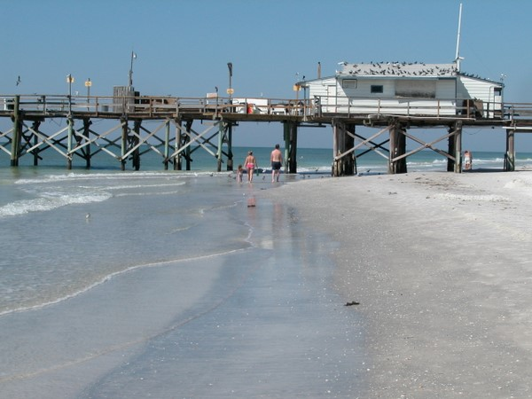 The Long Pier, Redington Shores, Florida