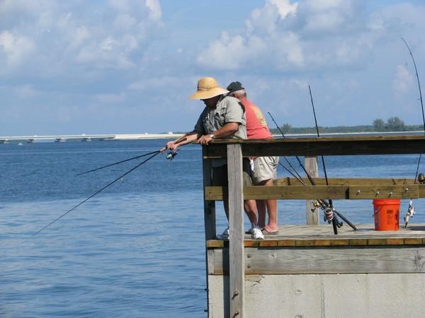 Fishing on sanibel island for Sanibel fishing pier