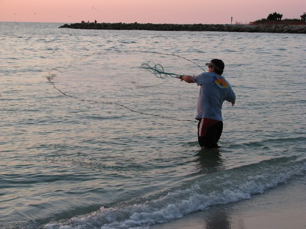 Fishing on sanibel island for Island fishing tackle