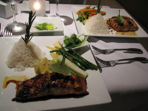 Dinner At The Casa Ybel Restaurant On Sanibel Florida