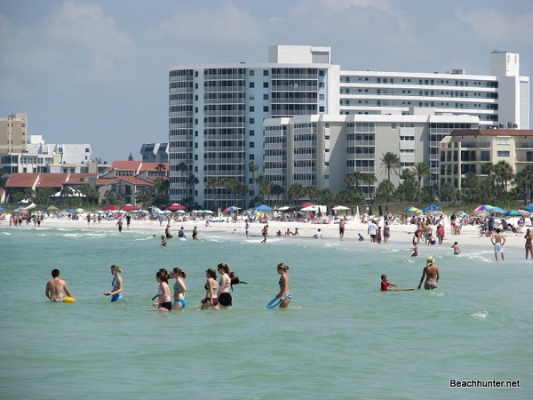 Crescent Beach Resorts Siesta Key Florida