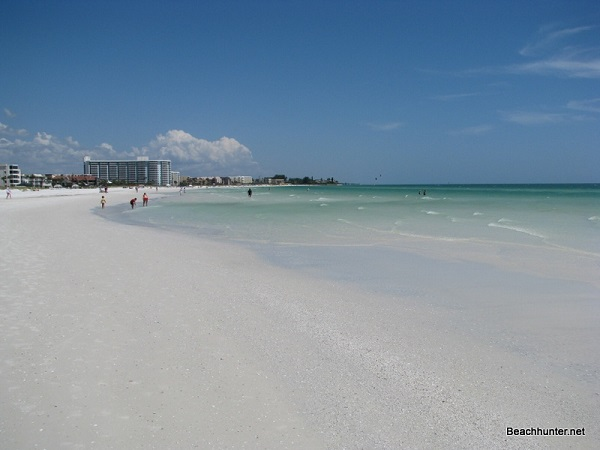 Siesta Key beach, Sarasota, Florida.
