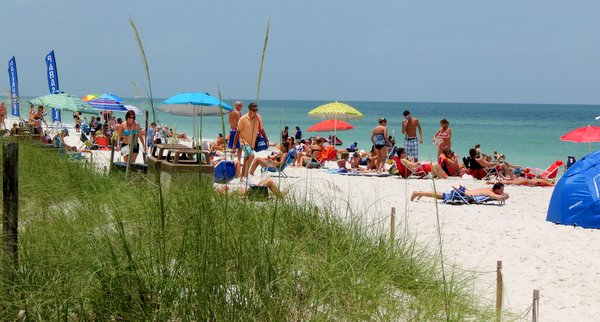 Vanderbilt Beach, Florida Gulf Coast