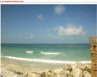 Web Cam, Bradenton Beach, Anna Maria Island