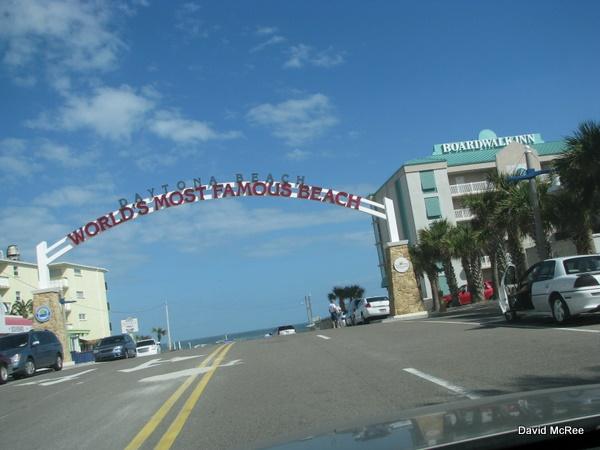 International Speedway Beach Ramp Daytona Beach Florida