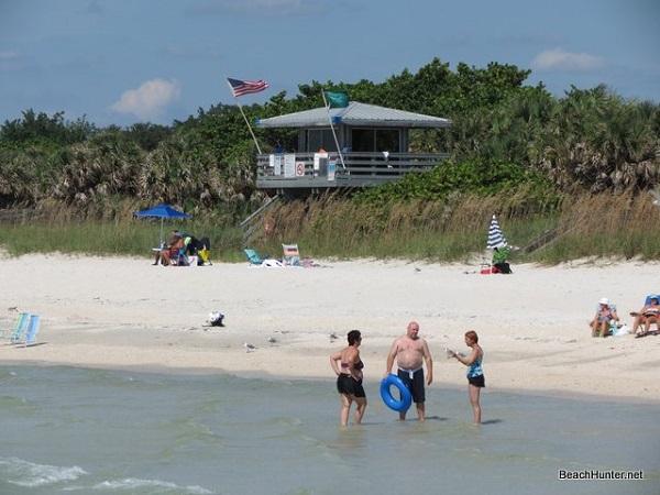 Jetty Park Beach On Casey Key Florida