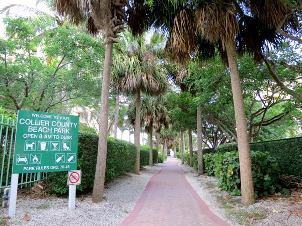 South Marco Island Beach Access Eat Florida