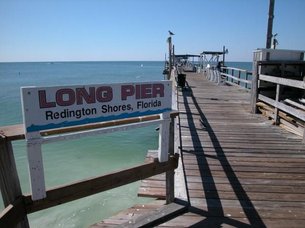 The Long Pier Redington Ss Florida