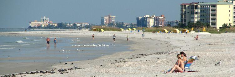 Treasure Island Beach