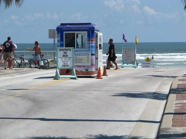 Flagler Avenue Beach Ramp New Smyrna Fl